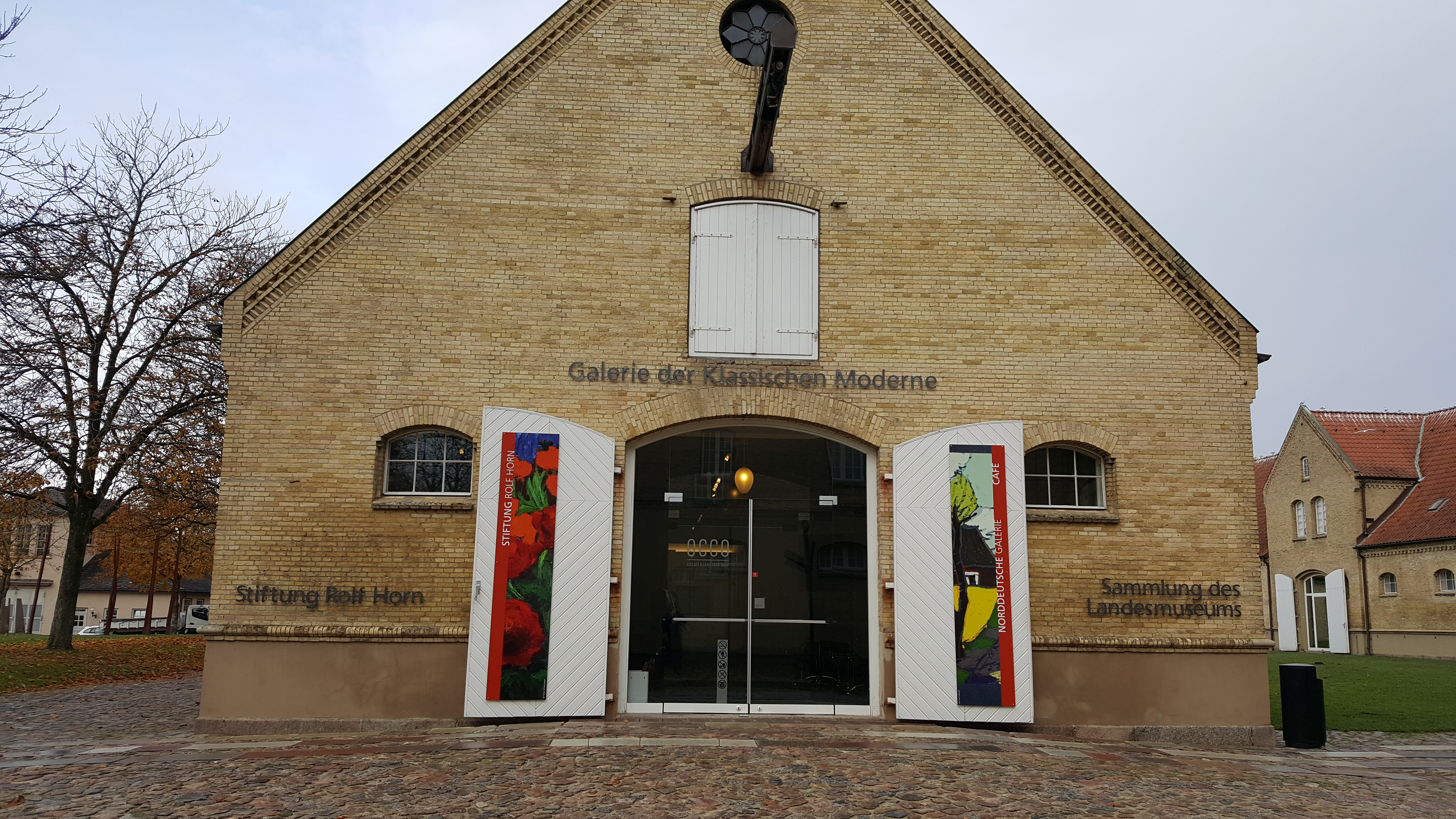A surprisingly wonderful museum showcasing modern art by north German artists. A must see if you visit Schleswig. Photo by Dragonfly Leathrum