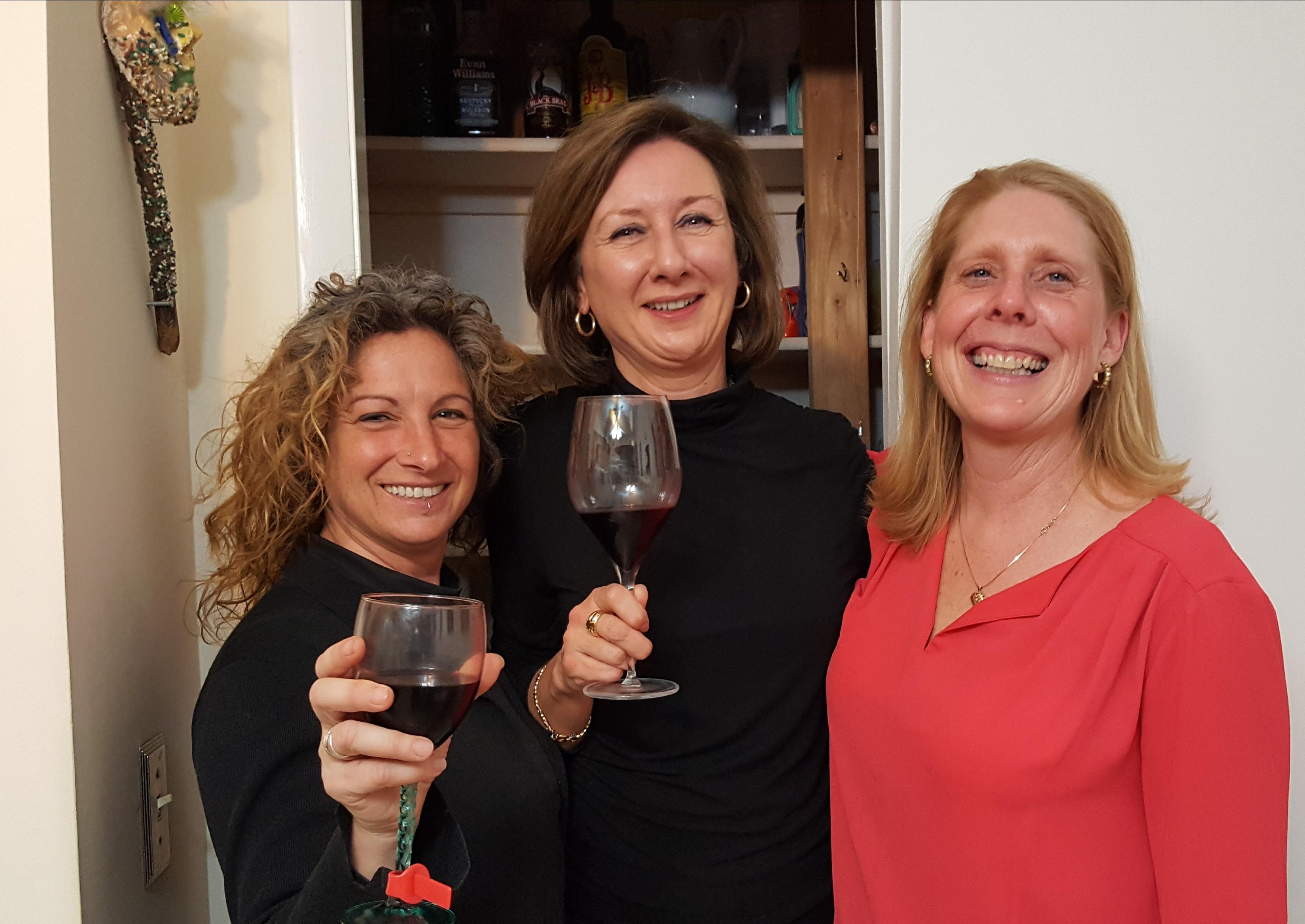 My wonderful work friends. Love these women! Photo by Dragonfly Leathrum