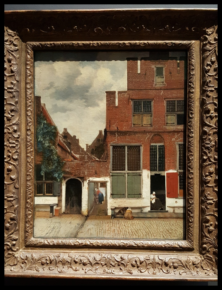 A favorite painting from the Rijksmuseum.