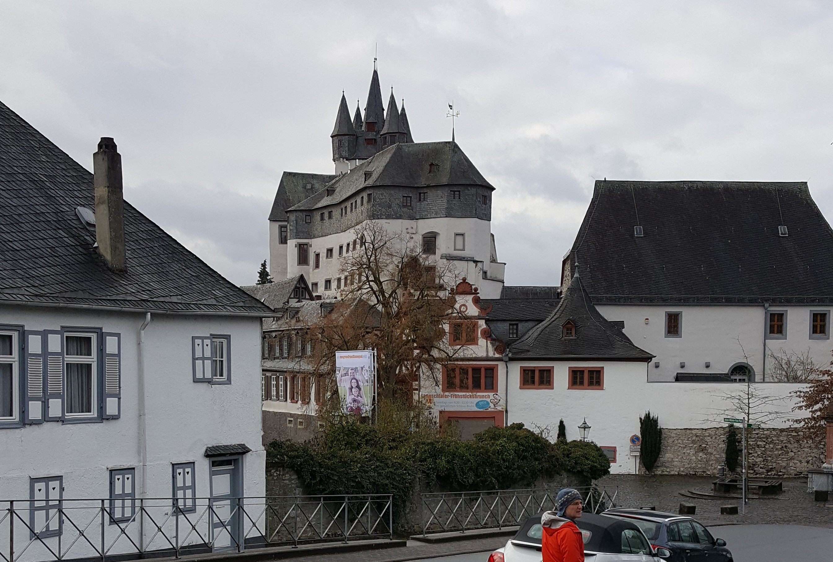 The castle in Diez. Photo by Dragonfly Leathrum