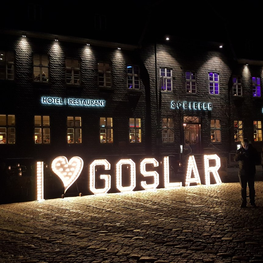 No Groundhog Day in Goslar