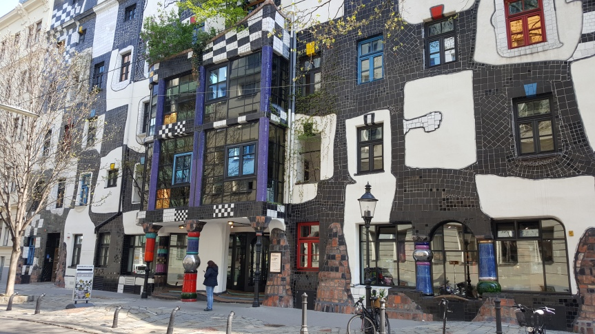 Museum Hundertwasser. Photo by Dragonfly Leathrum