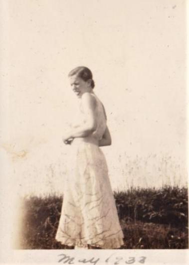Margaret Baker 1932