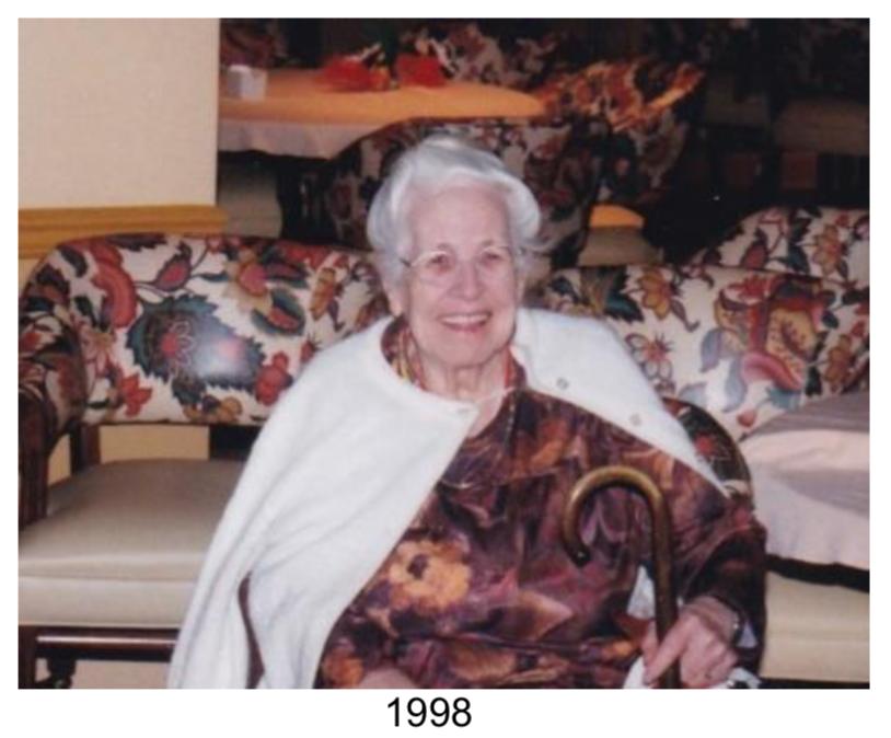 Margaret 1998